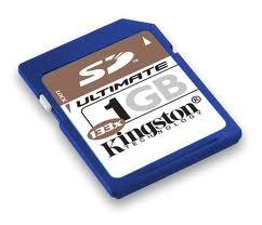 Kingston выпускает новую линию карт памяти SD «Ultimate»