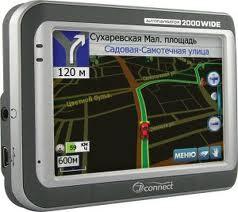 Автомобильный навигатор AutoNavigator JJ-Connect 2000 WIDE  с широким экраном