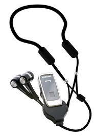 Стильная Bluetooth-гарнитура
