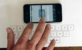 Патент на фирменную клавиатуру Apple решила получить Google