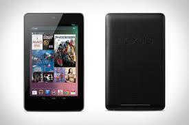 Разбор планшета Google Nexus 7