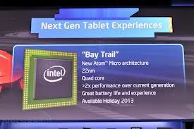 Intel Bay Trail хороша не во всем