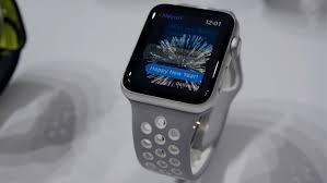Новые «умные» часы от яблочной компании